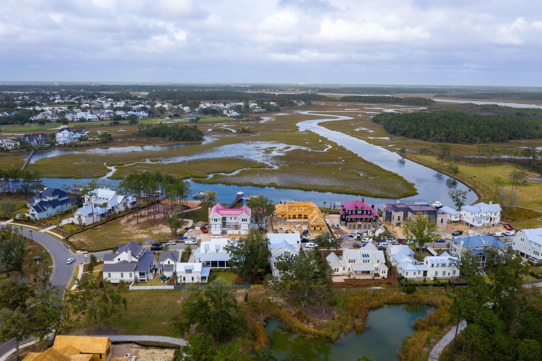 Daniel Island Lots For Sale - 229 Captain Goddard, Charleston, SC - 48