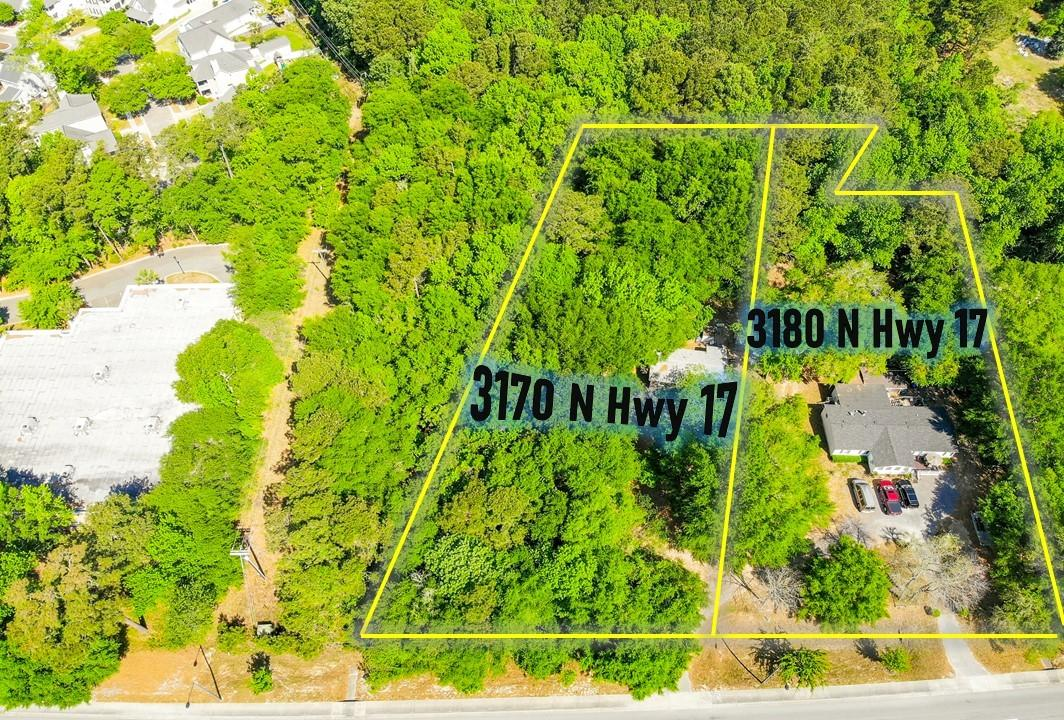 None Homes For Sale - 3170&3180 Highway 17, Mount Pleasant, SC - 1