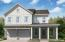 Talbot F with gorgeous wrap porch on interior corner lot. Paint color to be FIrst Star (SW). CLOSE IN JUNE!
