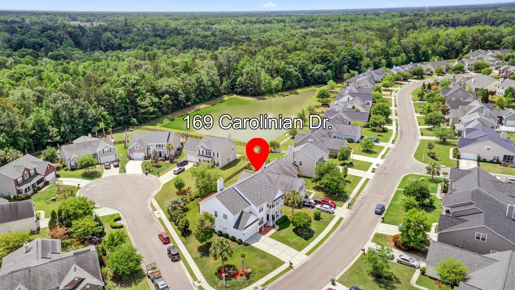 169 Carolinian Drive Summerville, SC 29485