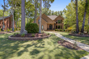 Great opportunity for you to complete this unfinished brick home on a cul-de-sac in Summerville's highly desired Ashborough East neighborhood! This beautiful home is on over third an acre with lots of potential in Dorchester II School District!! Large, open foyer, formal living and dining rooms, eat-in unfinished kitchen, family room with fireplace, open kitchen, half bath, sunroom (Florida room) overlooking private backyard, and 2 car garage. The unfinished kitchen opens to family room with fireplace and built in bookshelves. Great Florida room leads to deck overlooking the backyard. Downstairs is hardwood flooring and tile. Upstairs the stunning unfinished Master bedroom has a fireplace and double walk in closet Upstairs you will find the laundry room, all 4 bedrooms, and 3 full baths. Tons of storage throughout, wood floors, granite tile countertops, and more make this unfinished home perfect for any family!! Schedule your showing today.