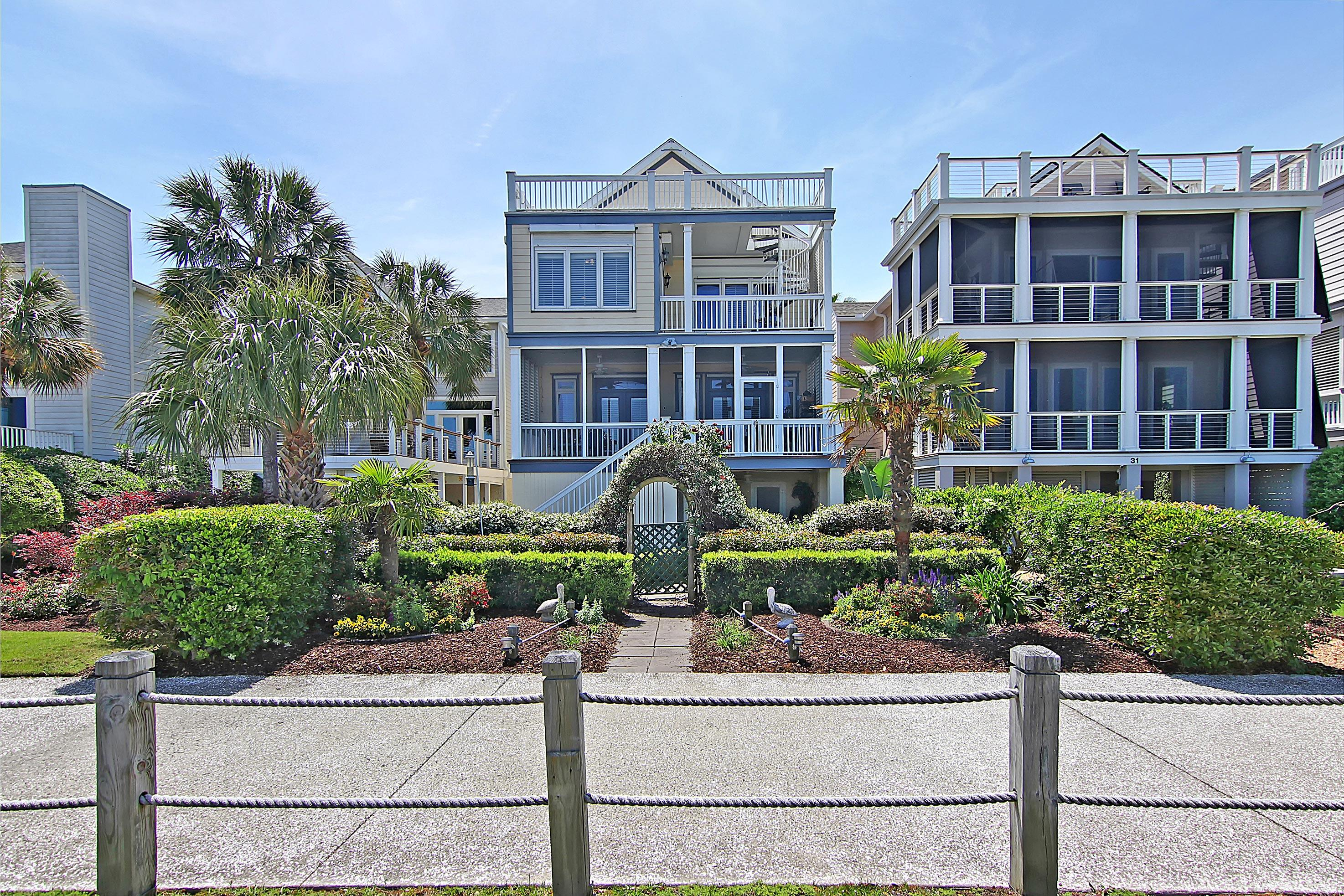 None Homes For Sale - 30 Yacht Harbor, Isle of Palms, SC - 60