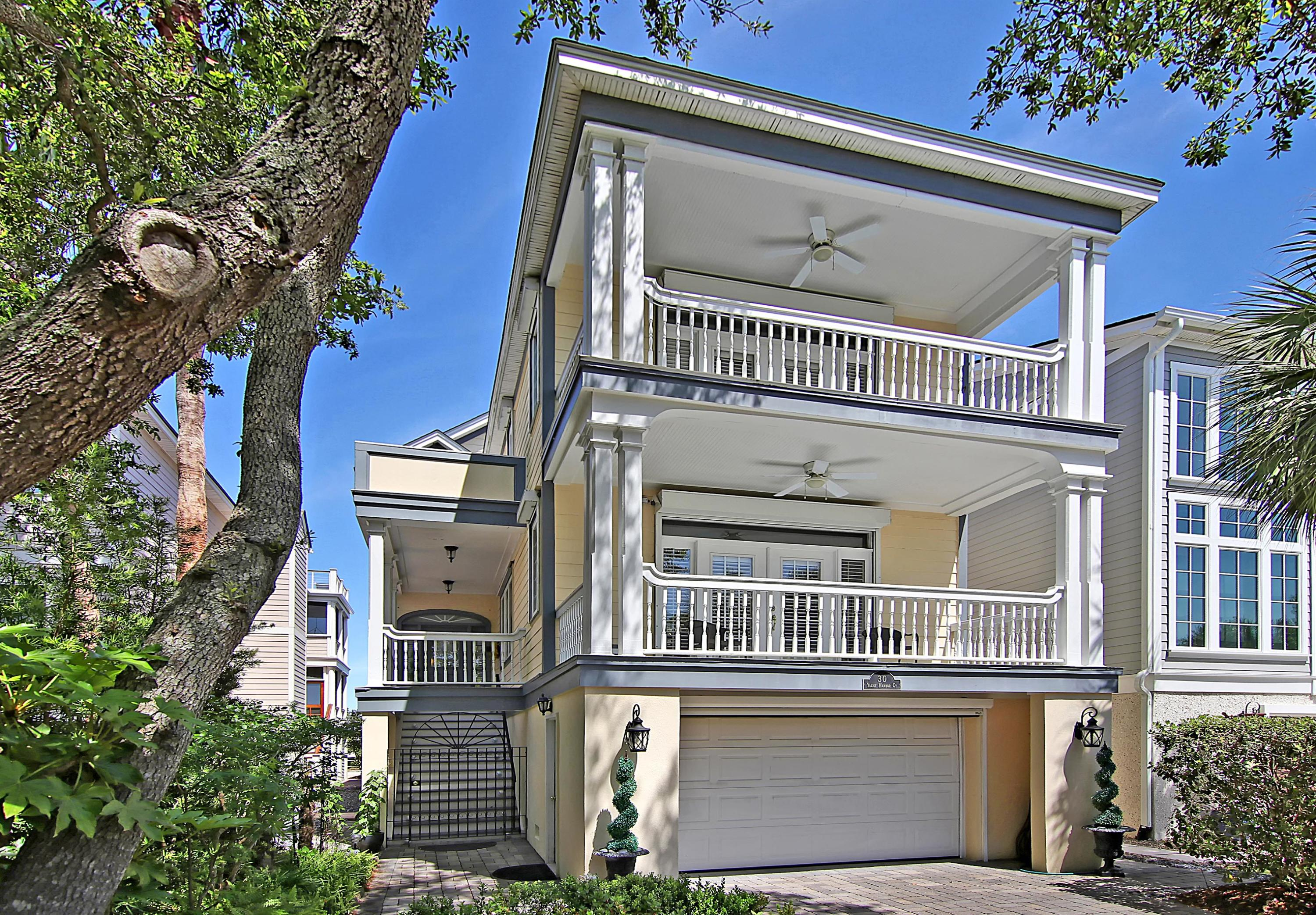 None Homes For Sale - 30 Yacht Harbor, Isle of Palms, SC - 45