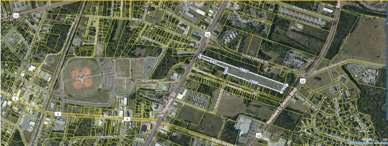 00 N Highway Moncks Corner, SC 29461