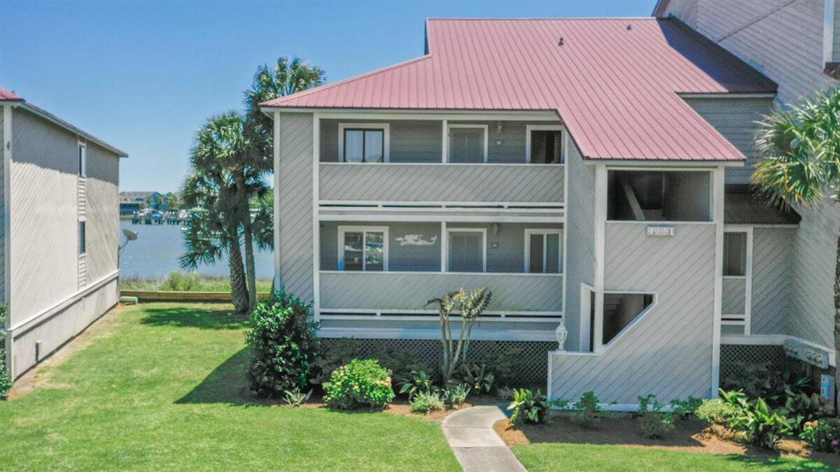 50 W Mariners Cay Drive Folly Beach, SC 29439