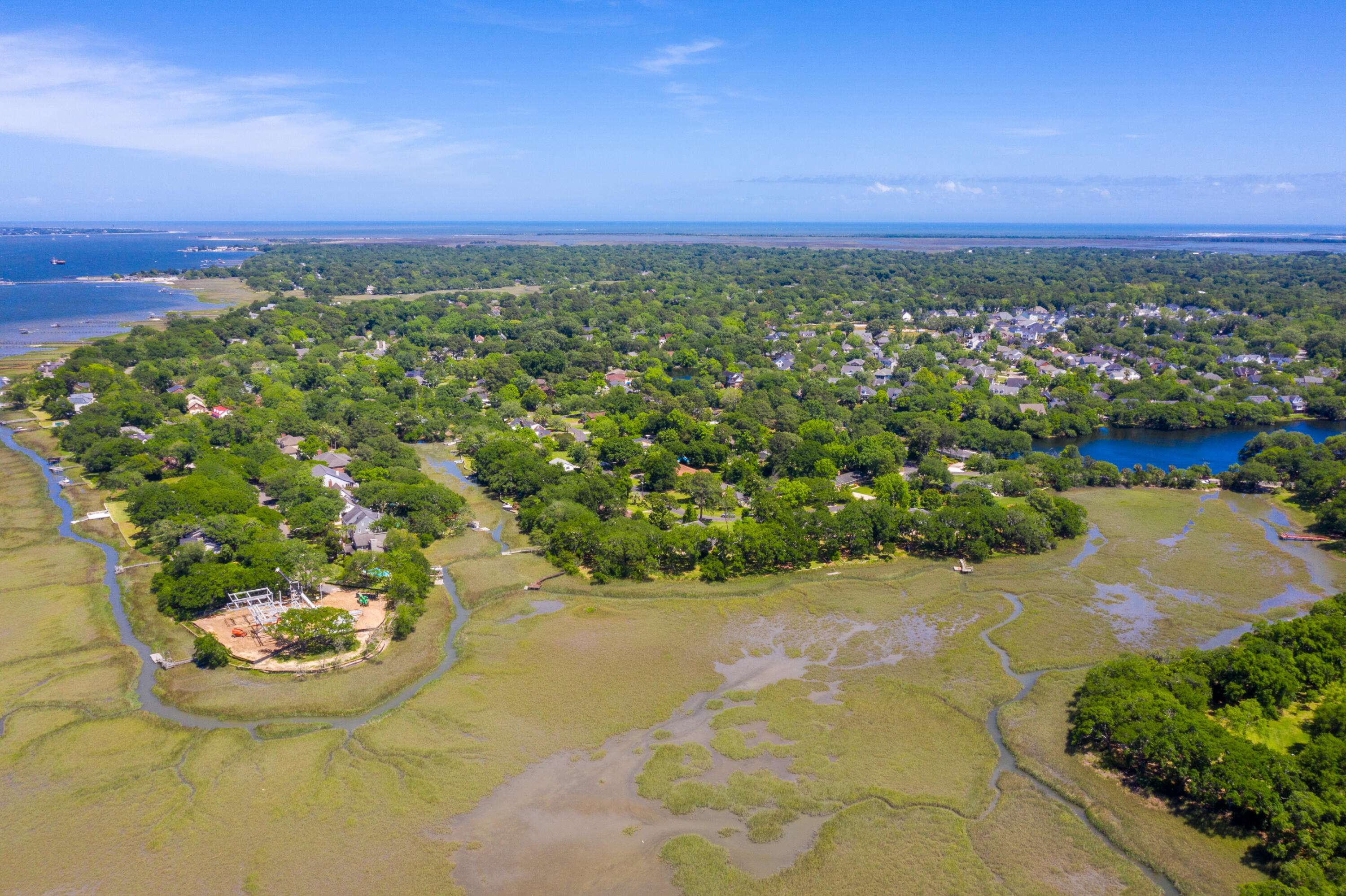 Lawton Bluff Homes For Sale - 1040 Fort Sumter, Charleston, SC - 27
