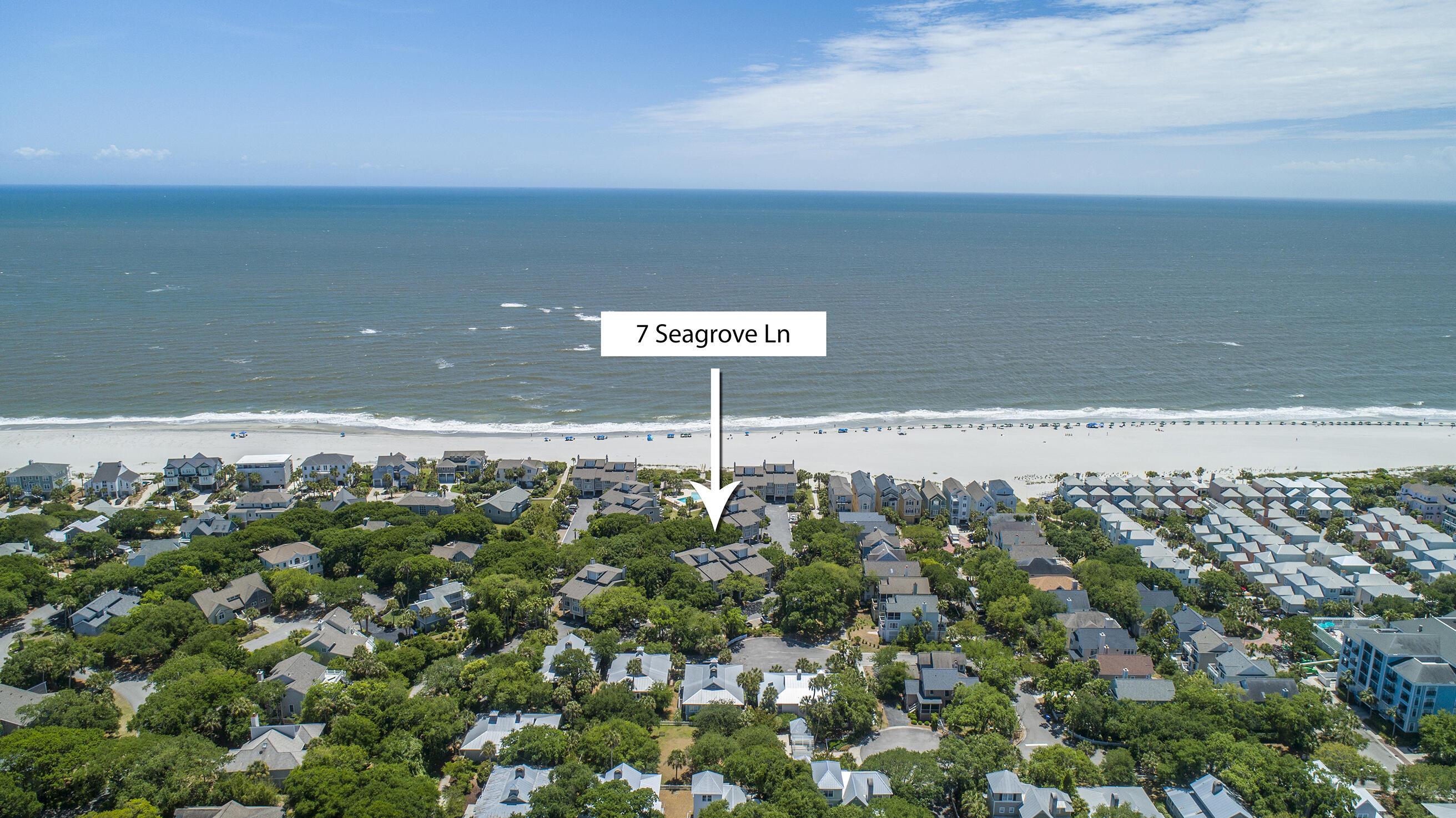 7 Seagrove Lane UNIT A Isle Of Palms, SC 29451