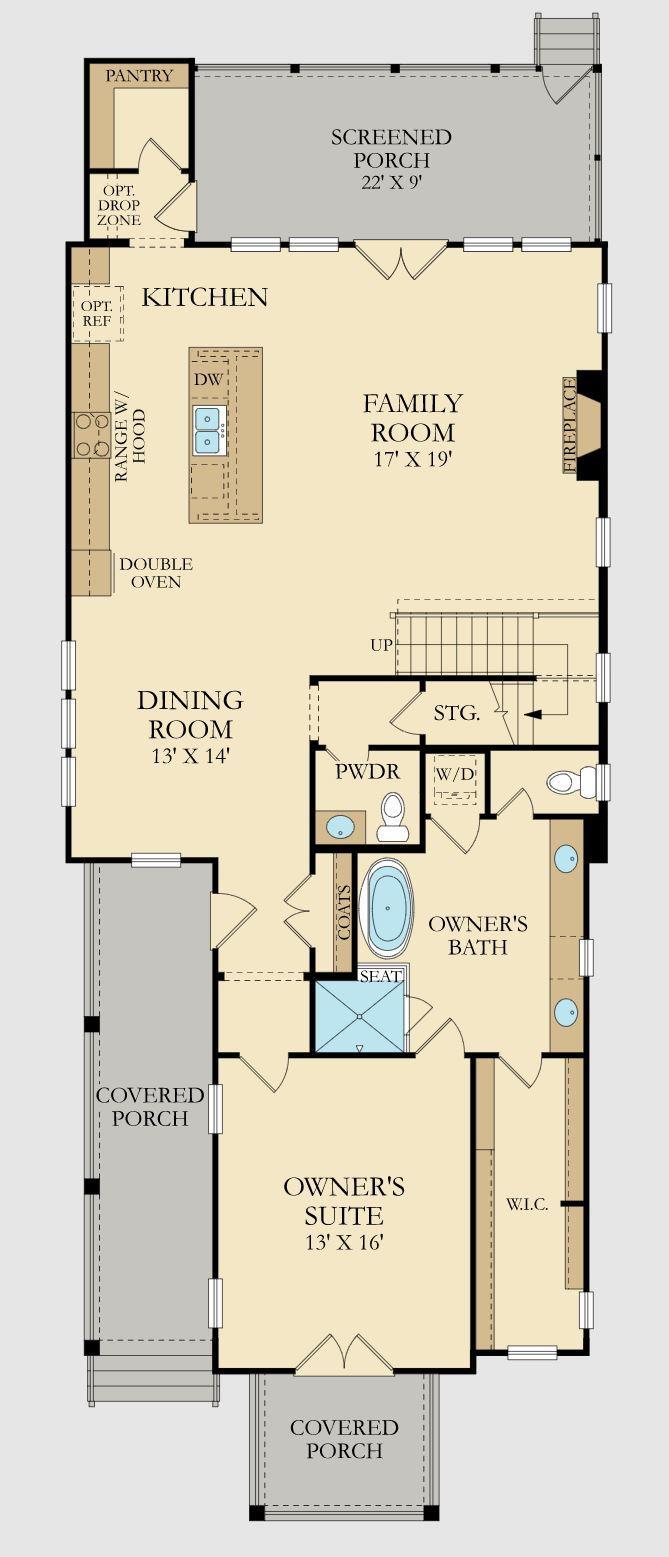 Carolina Park Homes For Sale - 3645 Clambank, Mount Pleasant, SC - 22