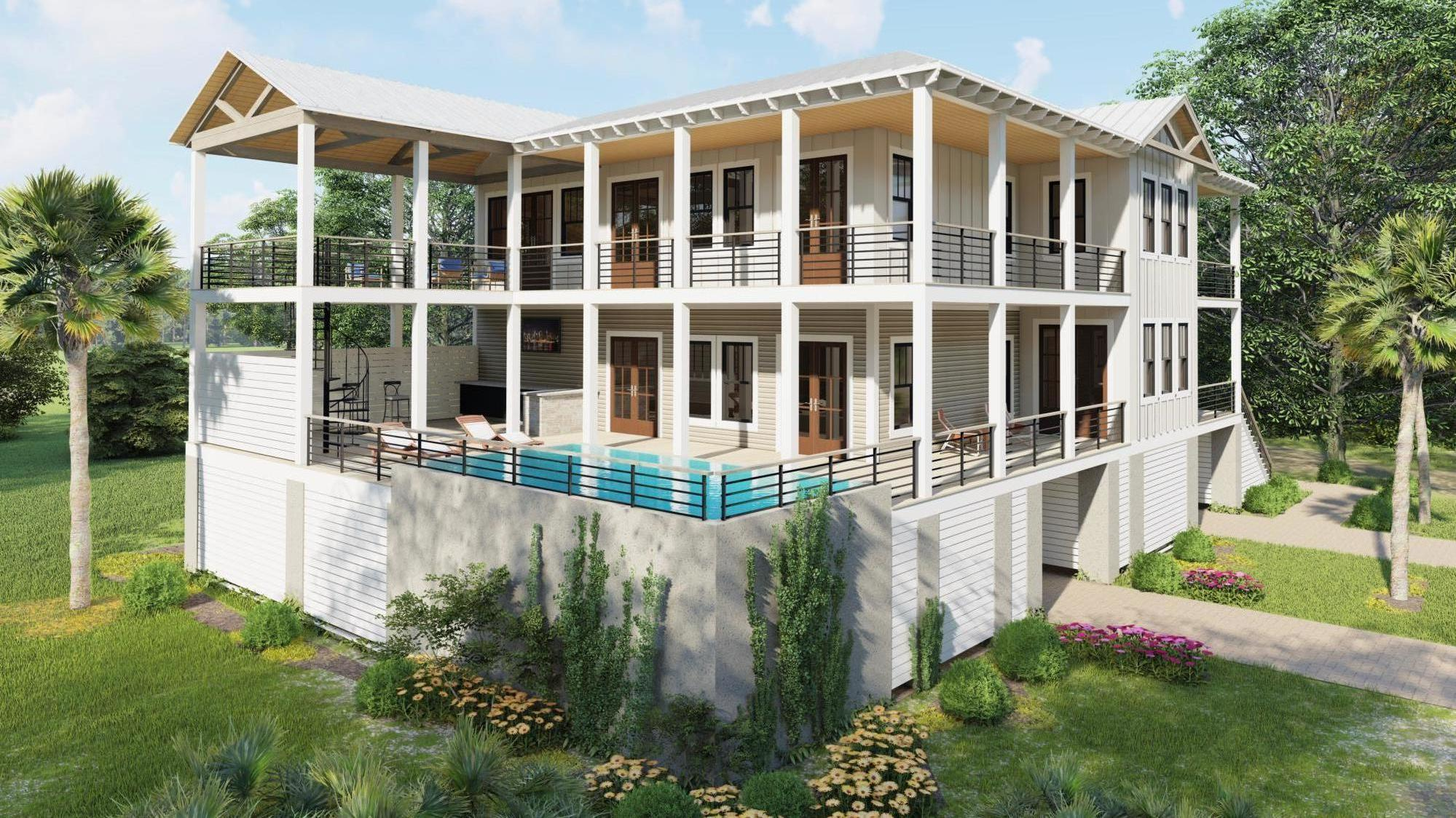 4 Edgewater Alley Isle Of Palms, SC 29451