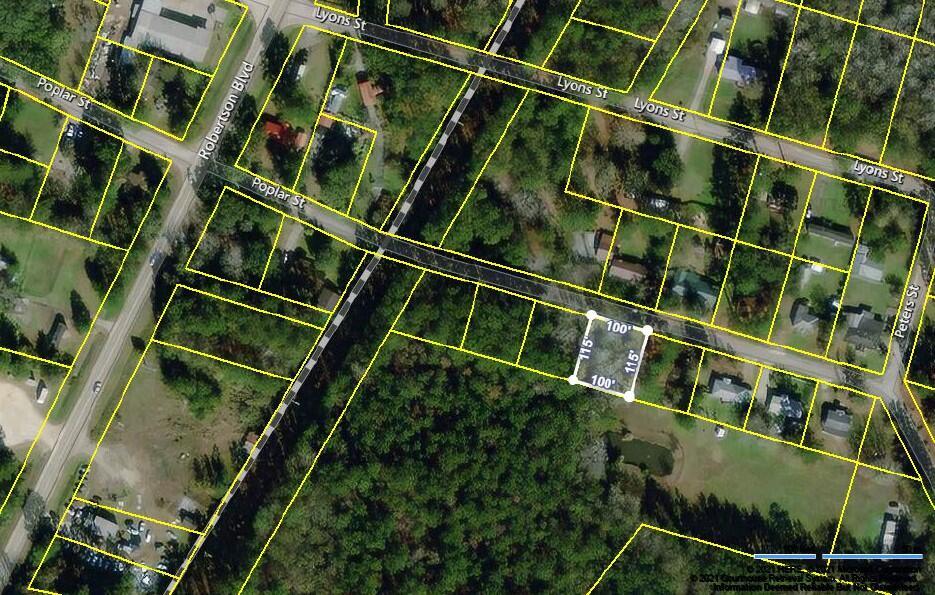 Poplar Street Walterboro, SC 29488