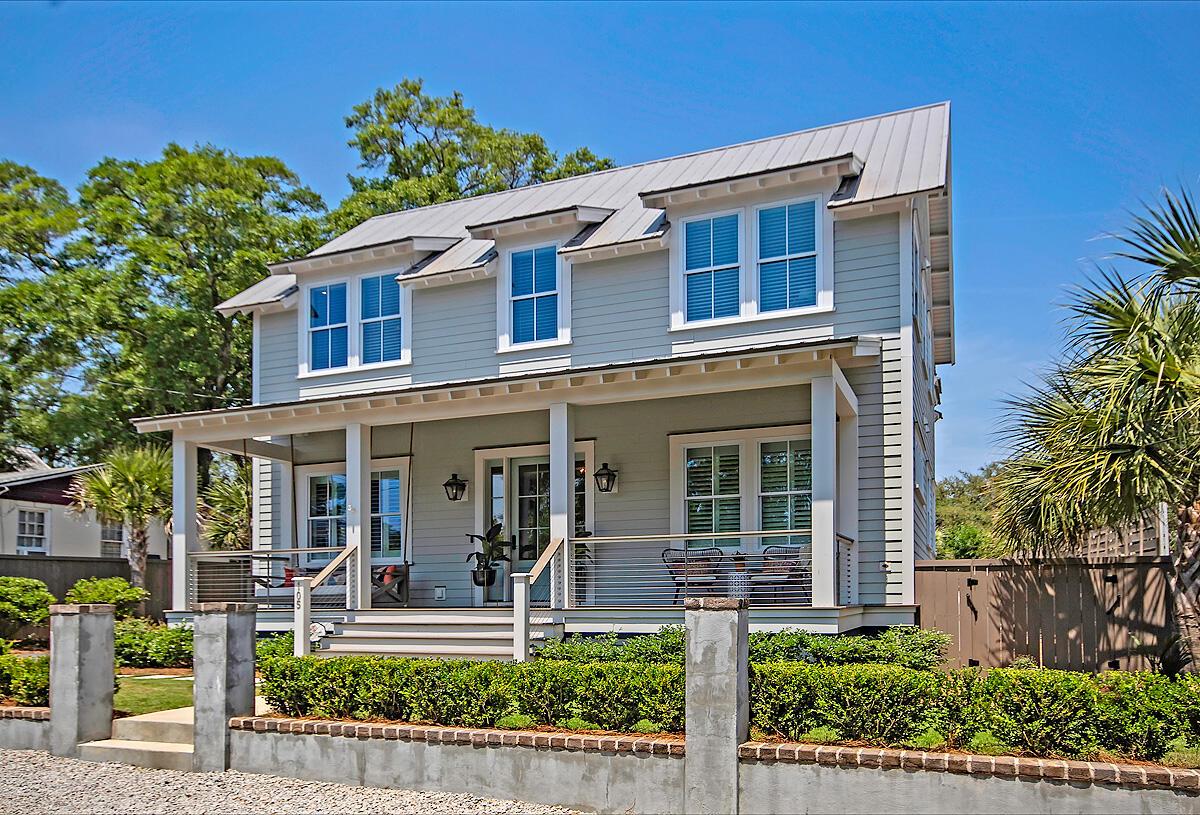 Old Village Homes For Sale - 105 Ellis, Mount Pleasant, SC - 29