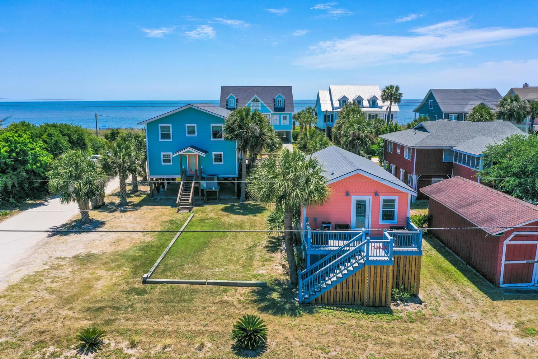 2102 Palmetto Boulevard Edisto Beach, SC 29438