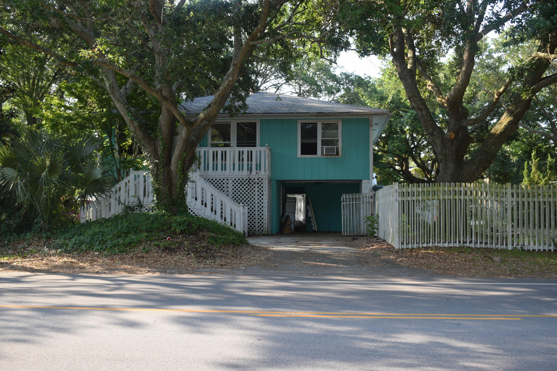 816 Palm Boulevard Isle Of Palms, SC 29451