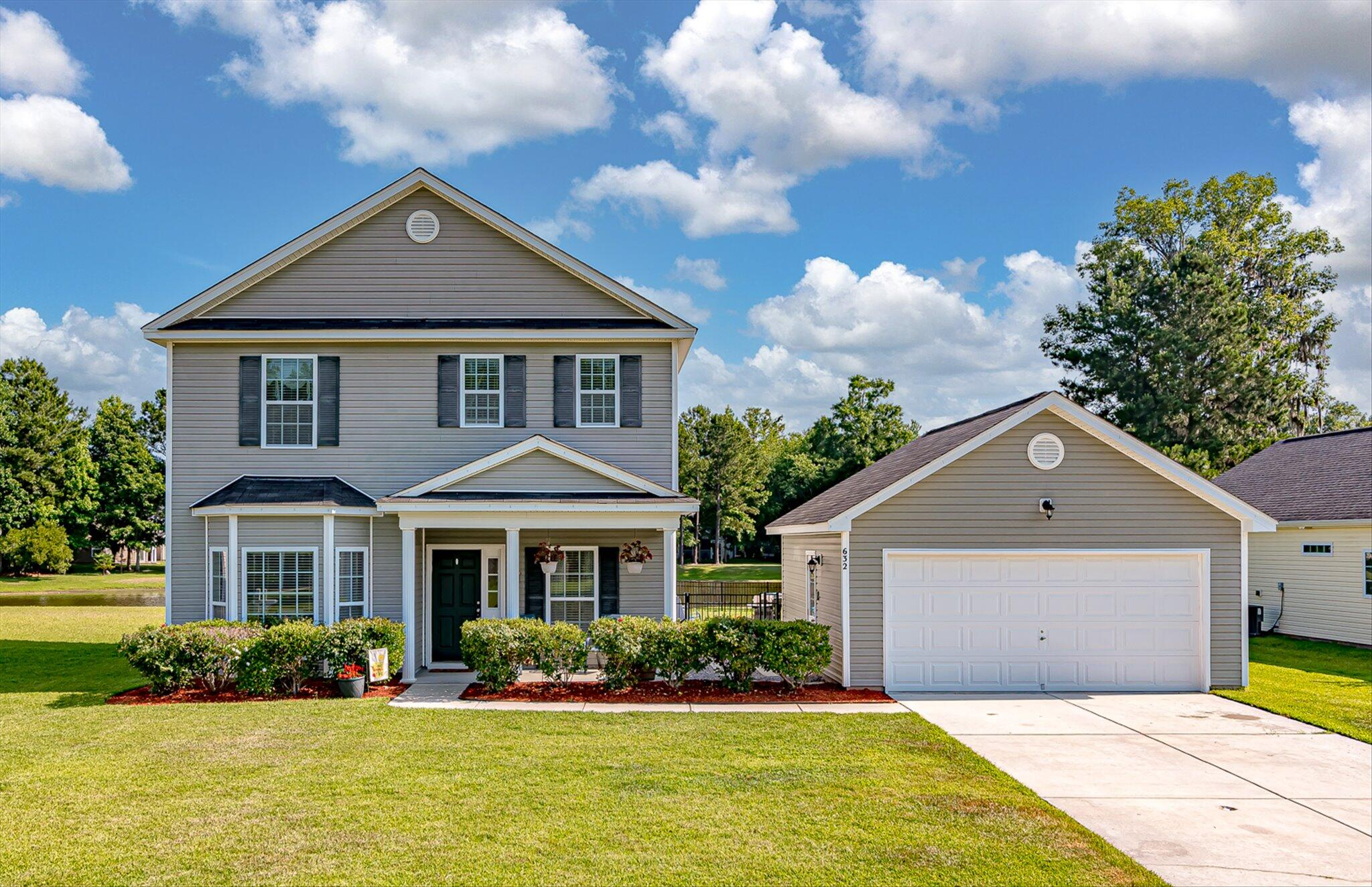 632 Savannah River Drive Summerville, SC 29485