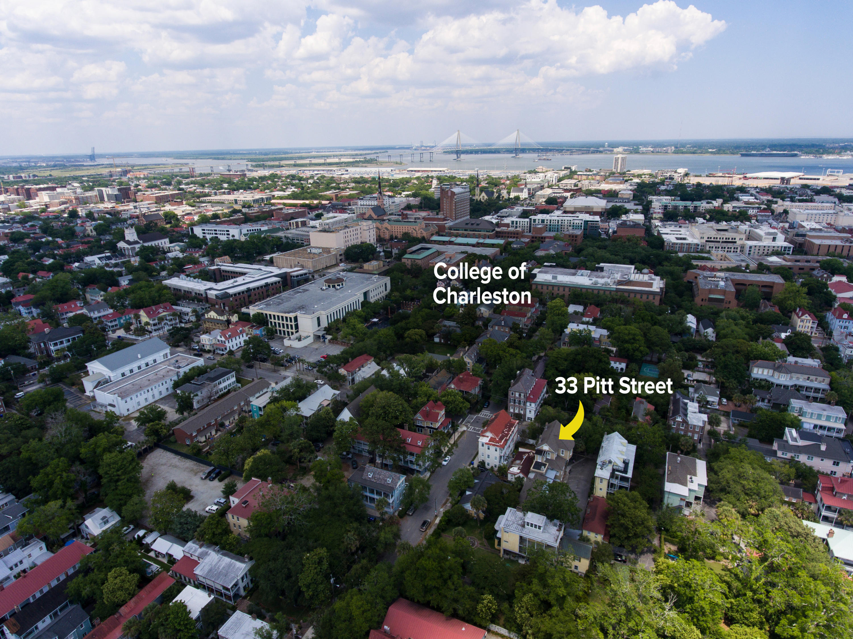 33 Pitt Street UNIT #11 Charleston, SC 29401