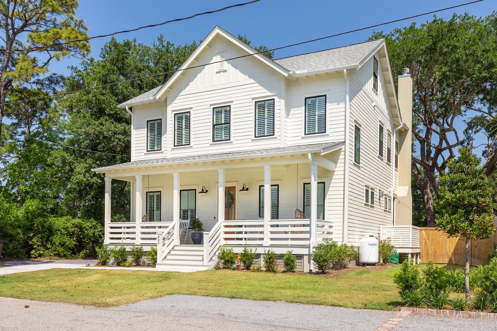 Old Mt Pleasant Homes For Sale - 546 Center, Mount Pleasant, SC - 38