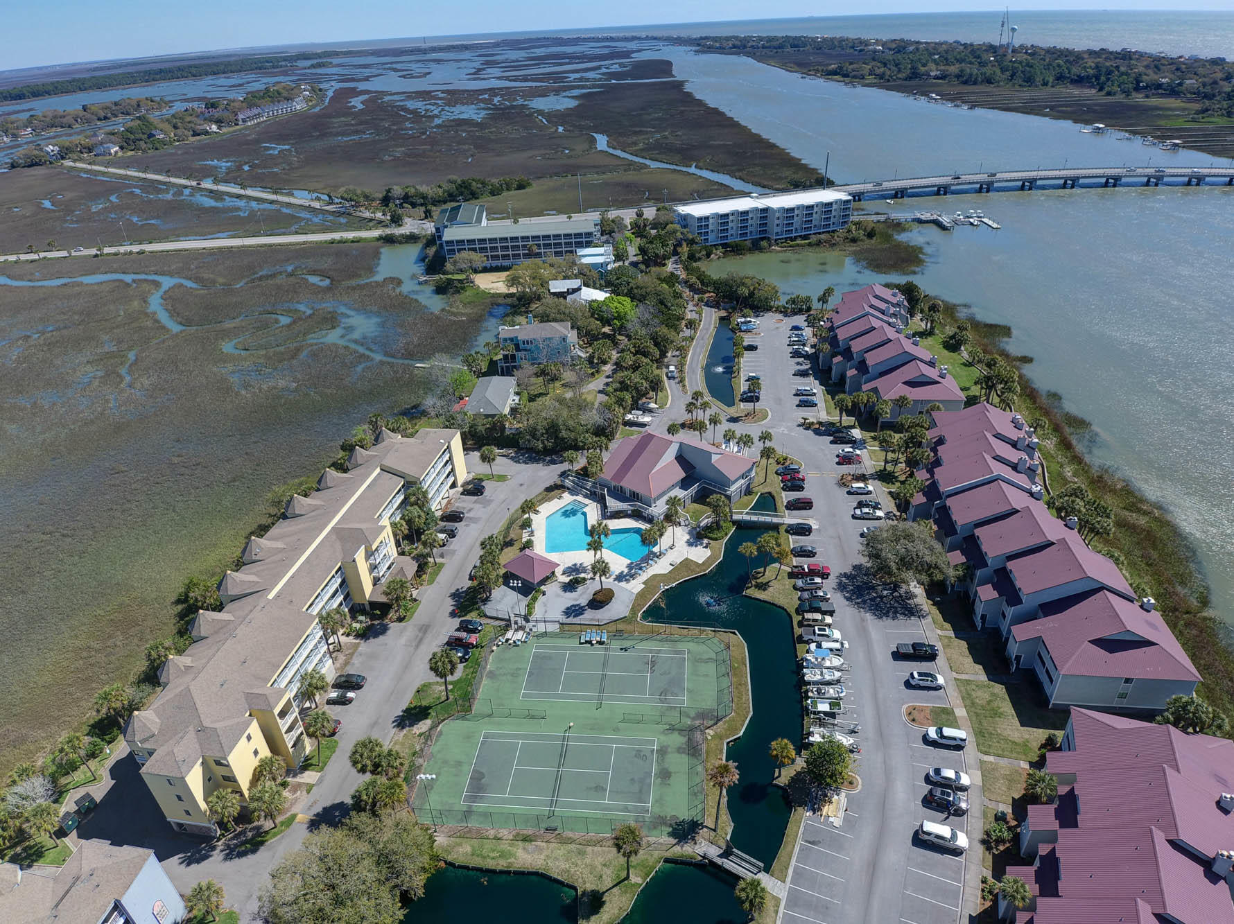 Mariners Cay Homes For Sale - 56 Mariners Cay, Folly Beach, SC - 24