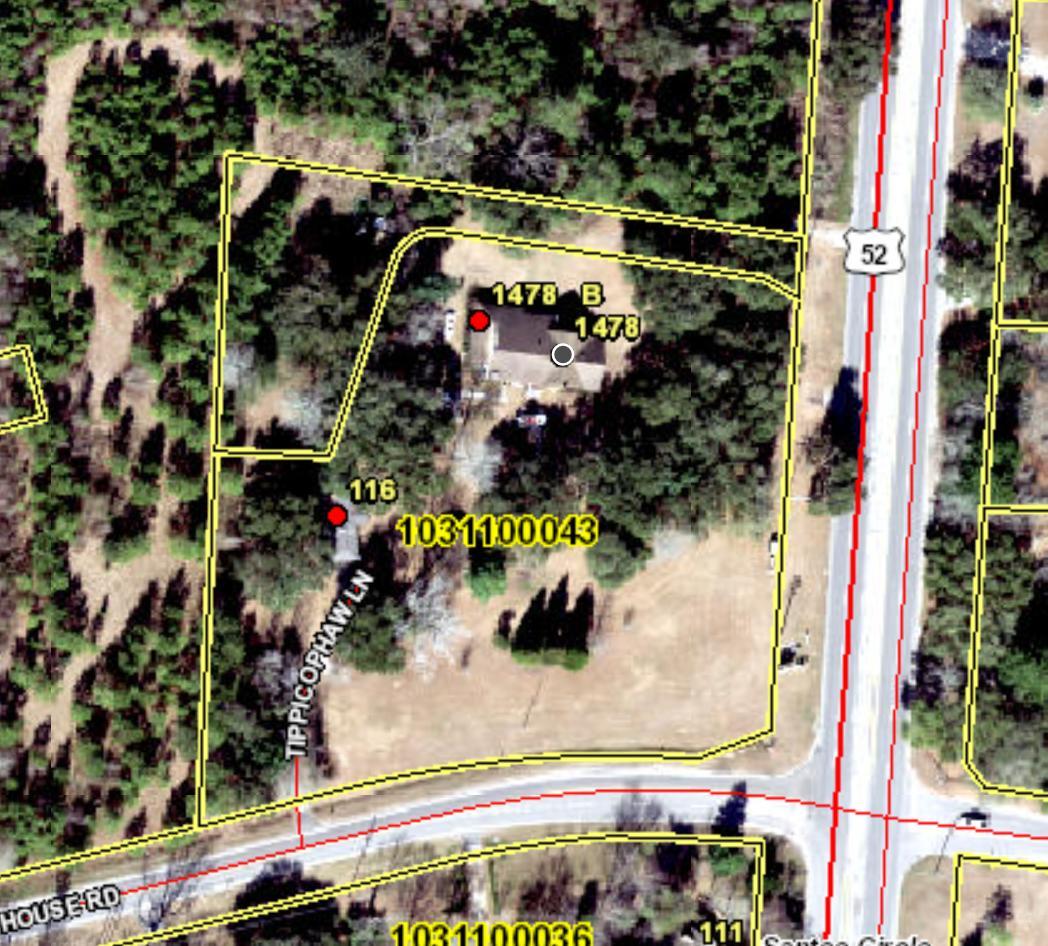1478 Highway Moncks Corner, SC 29461