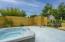 Custom backyard oasis