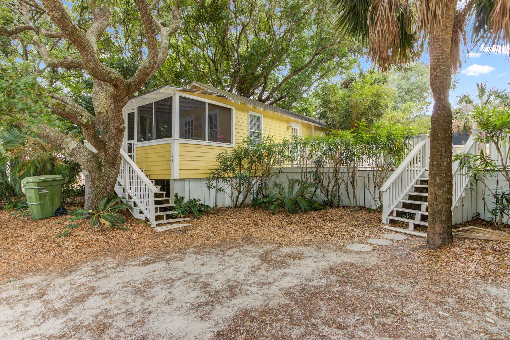 114 W Cooper Avenue Folly Beach, SC 29439