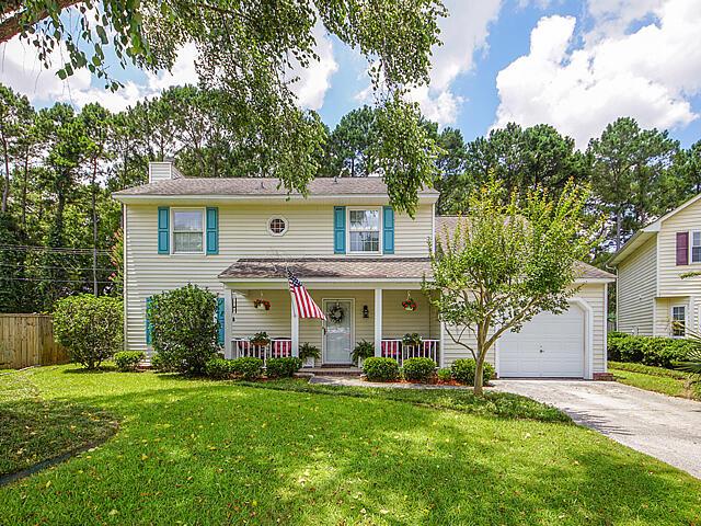 138 Knightsbridge Drive North Charleston, SC 29418