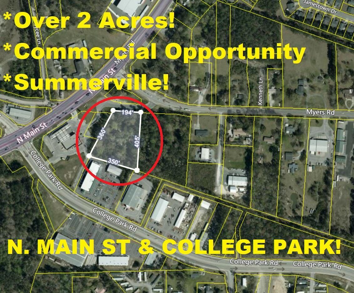637 Myers Rd Summerville, SC 29483