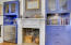 Custom Built-ins with Subzero refrigerator drawers
