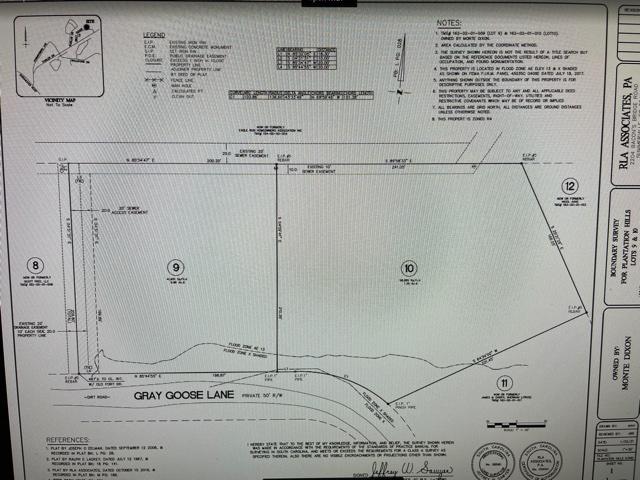 Gray Goose Lane Ladson, SC 29456