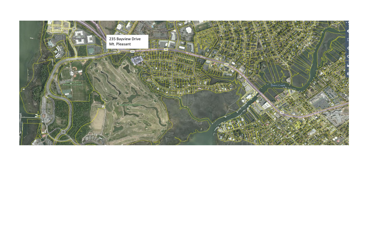 235 Bayview Drive Mount Pleasant, SC 29464