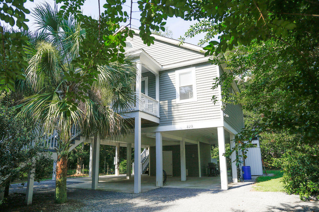 Crawford Place Homes For Sale - 899 Claussen House, Edisto Island, SC - 0