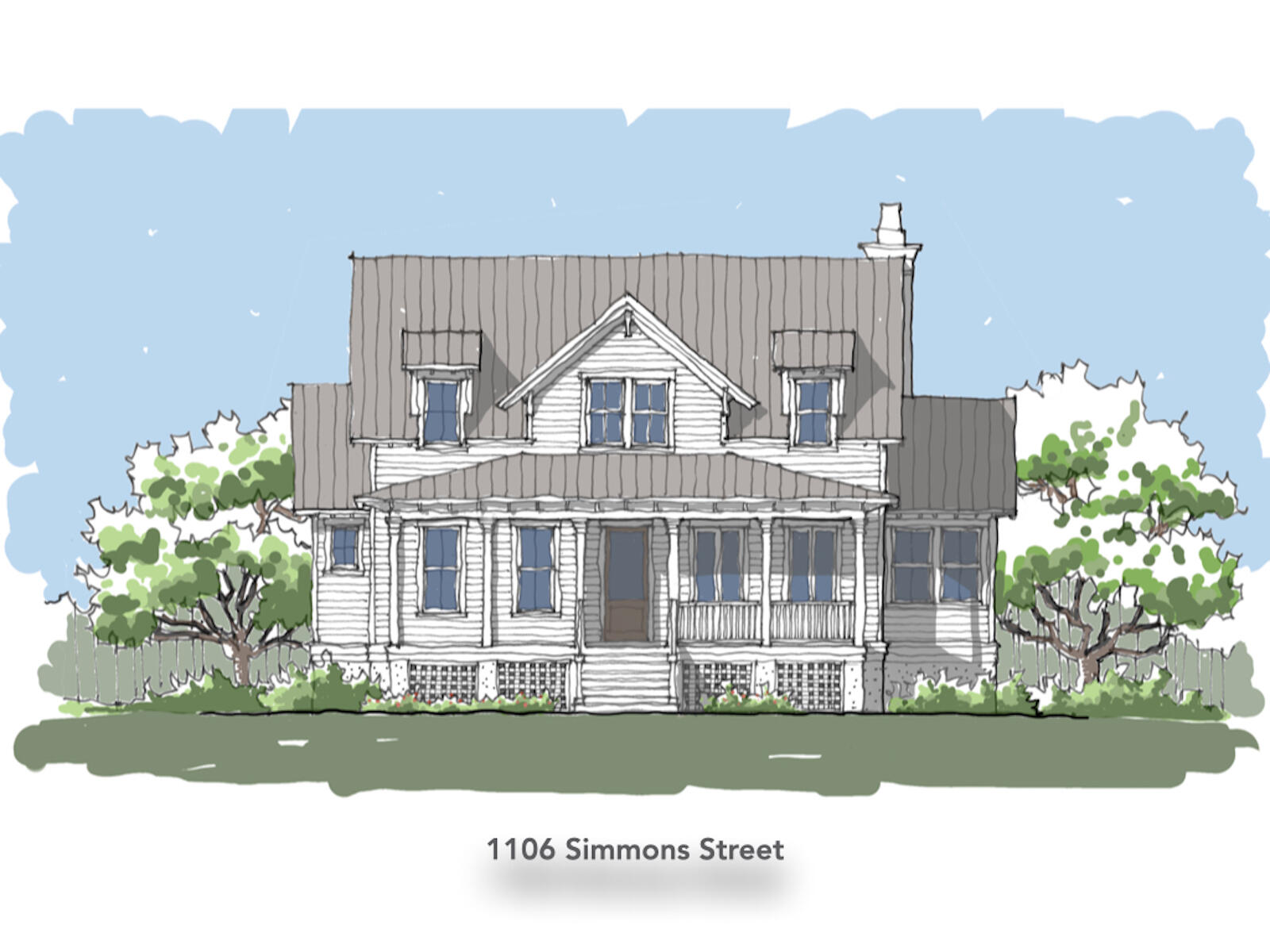 1106 Simmons Street Mount Pleasant, SC 29464