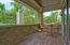 Private porch off Mini Master