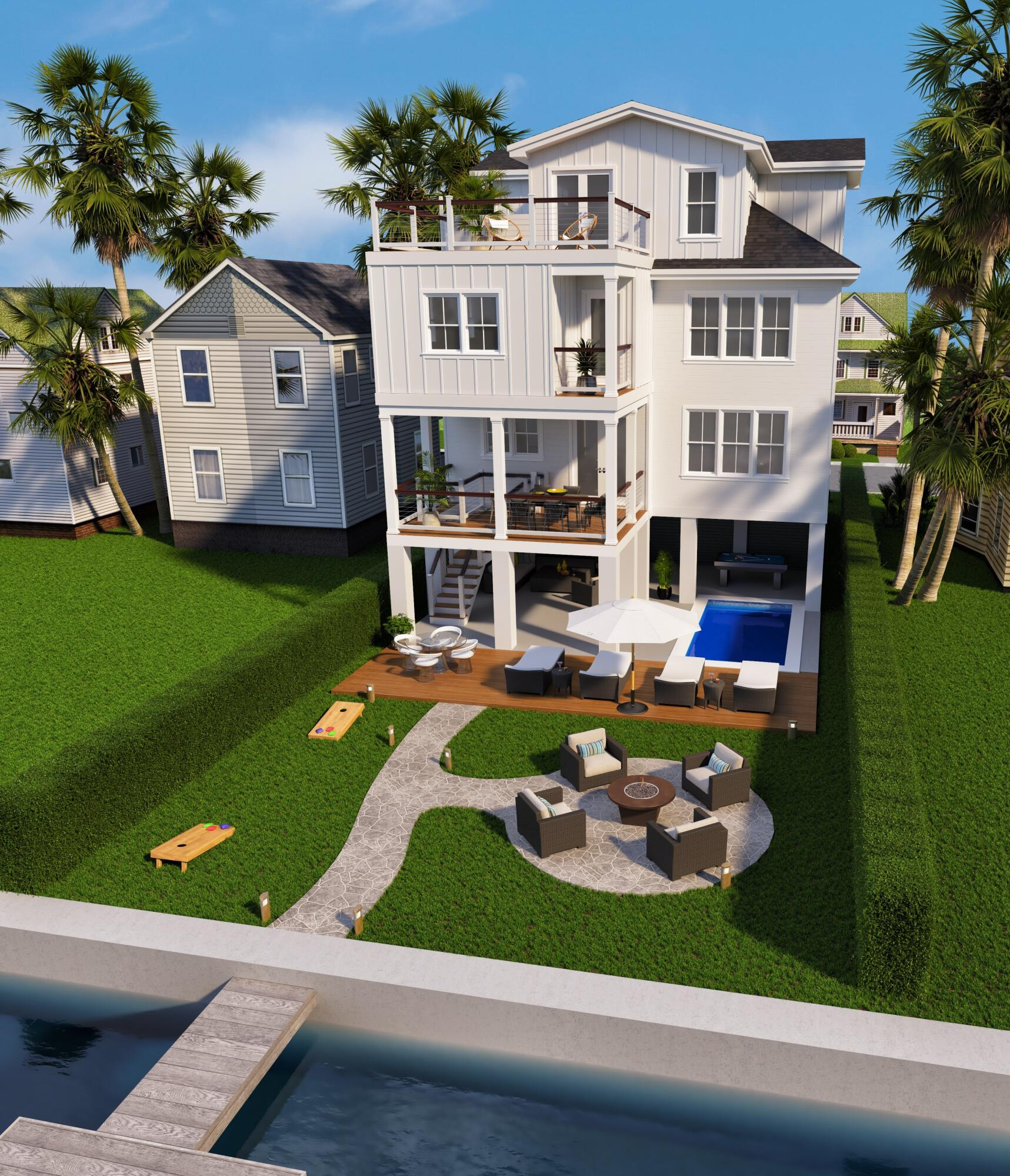 Wild Dunes Homes For Sale - 34 Morgan Pl, Isle of Palms, SC - 29