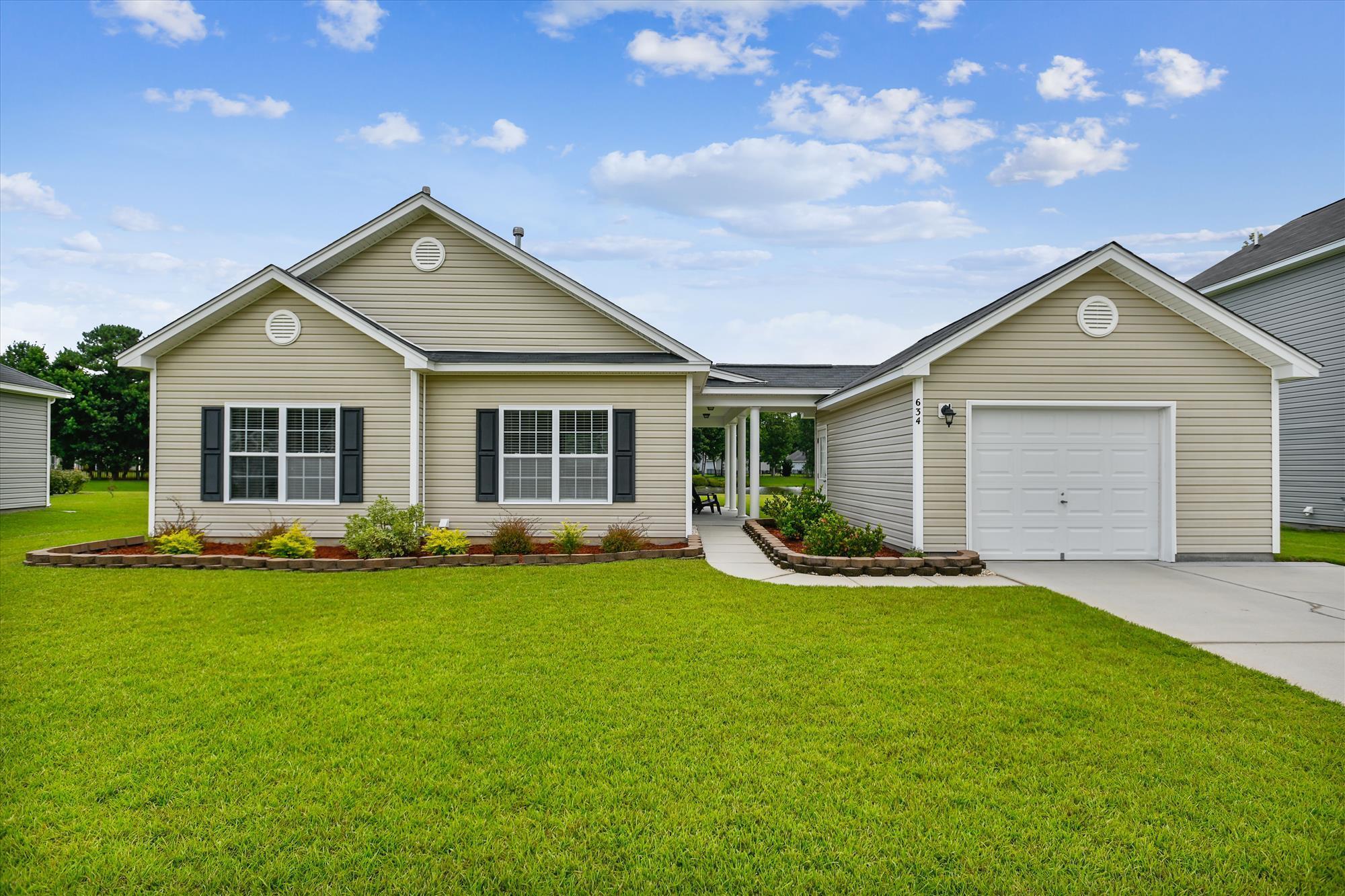 634 Savannah River Drive Summerville, SC 29485