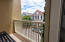 Third level balcony