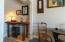 Fifth level den/bedroom
