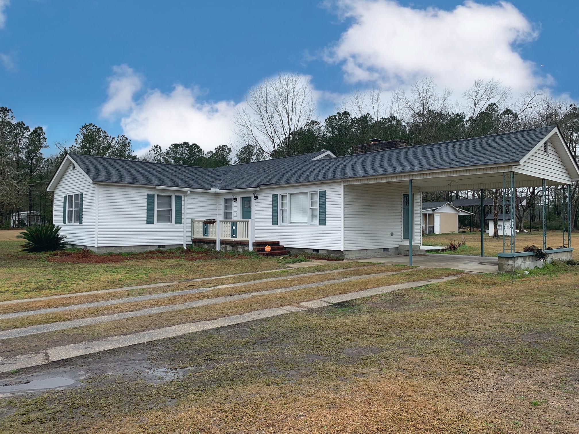 1674 Mudville Road Ridgeville, SC 29472