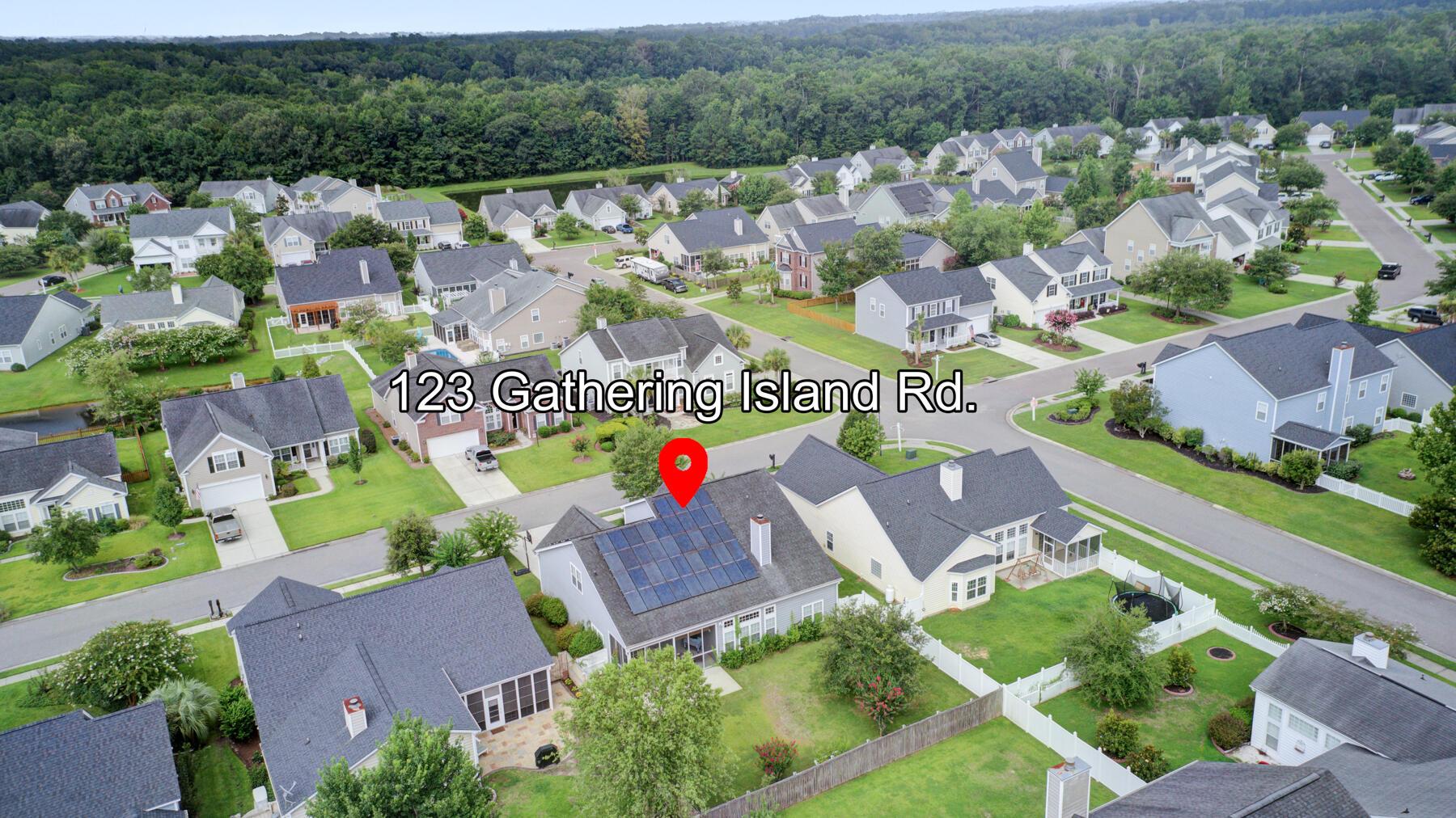 123 Gathering Island Road Summerville, SC 29485