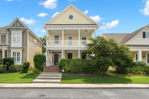 Beautiful home in the desirable subdivision of White Gables. Located minutes to downtown Summerville. Plenty of cabinet space in the kitchen, refrigerator does convey. Master bedroom has a full balcony on the second floor.Separate 2 car garage with additional parking pad. Amenities include pool, tennis courts, basketball court, clubhouse and walking trials