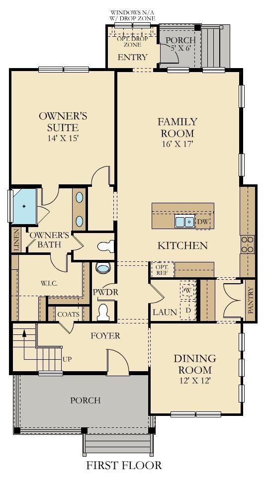 Carolina Park Homes For Sale - 1844 Agate Bay, Mount Pleasant, SC - 4
