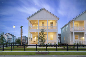Picture is of Rutledge model home. Colors and features may vary.