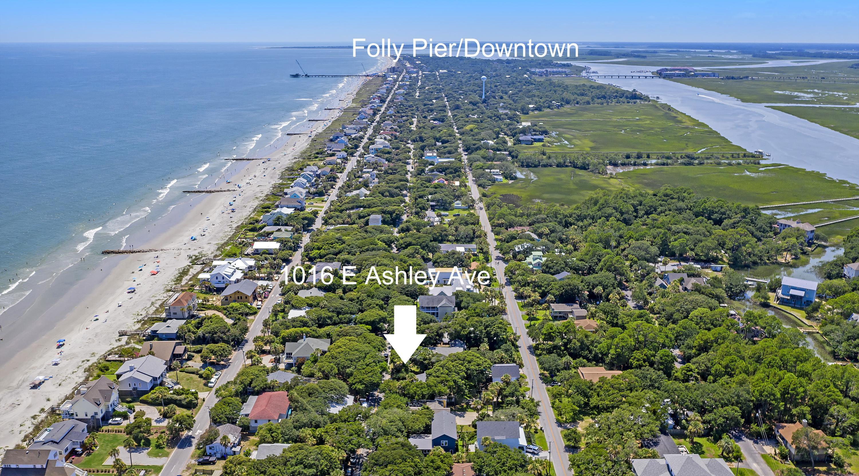 None Homes For Sale - 1016 Ashley, Folly Beach, SC - 19