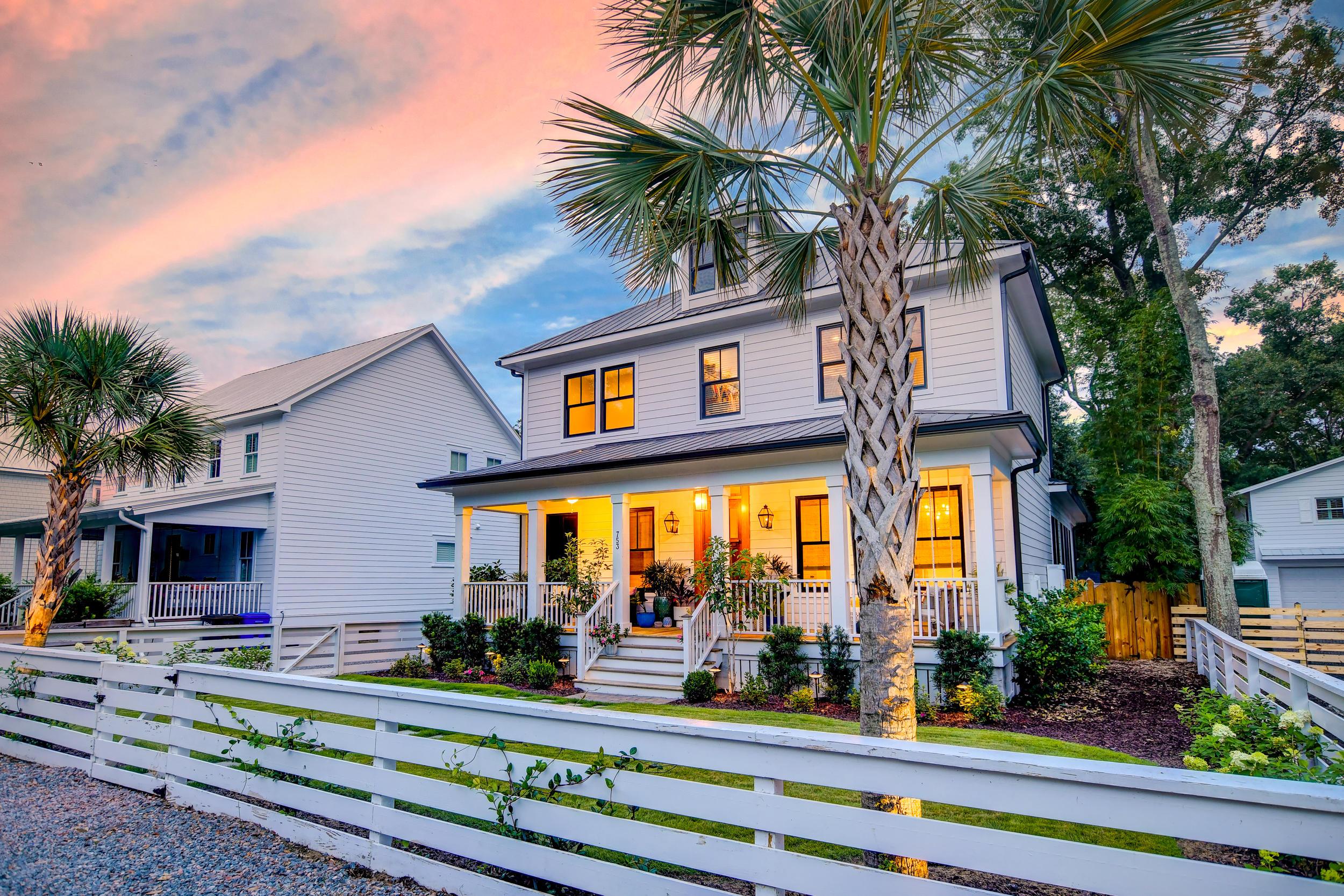 Old Mt Pleasant Homes For Sale - 753 Mccants, Mount Pleasant, SC - 0