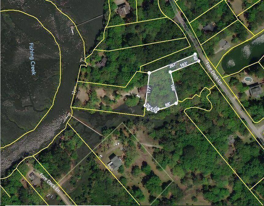 31 Foredeck Lane Edisto Island, SC 29438