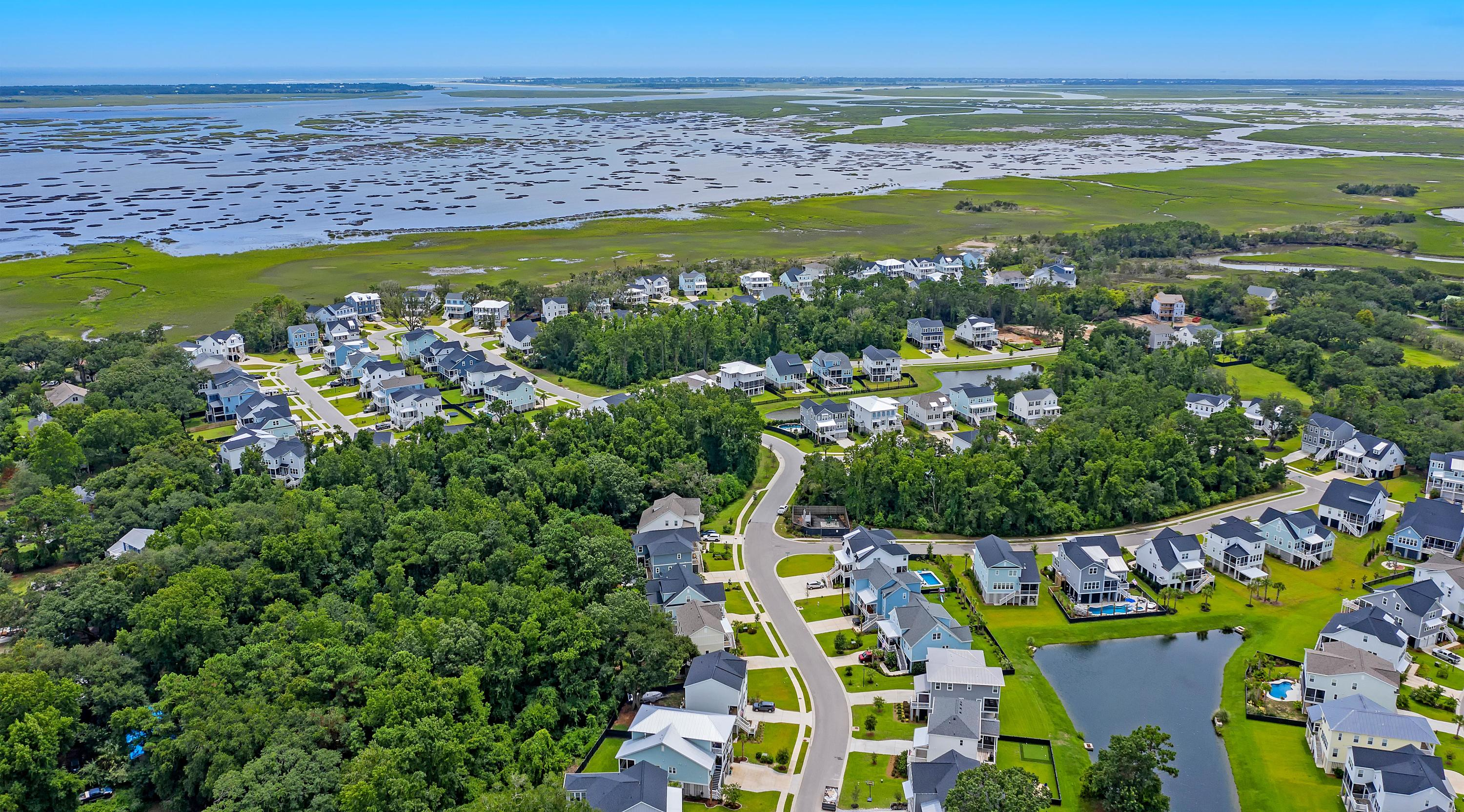 Stratton by the Sound Homes For Sale - 3542 Saltflat, Mount Pleasant, SC - 24