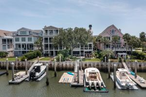 32 Morgan Place Drive with private dock for two boats
