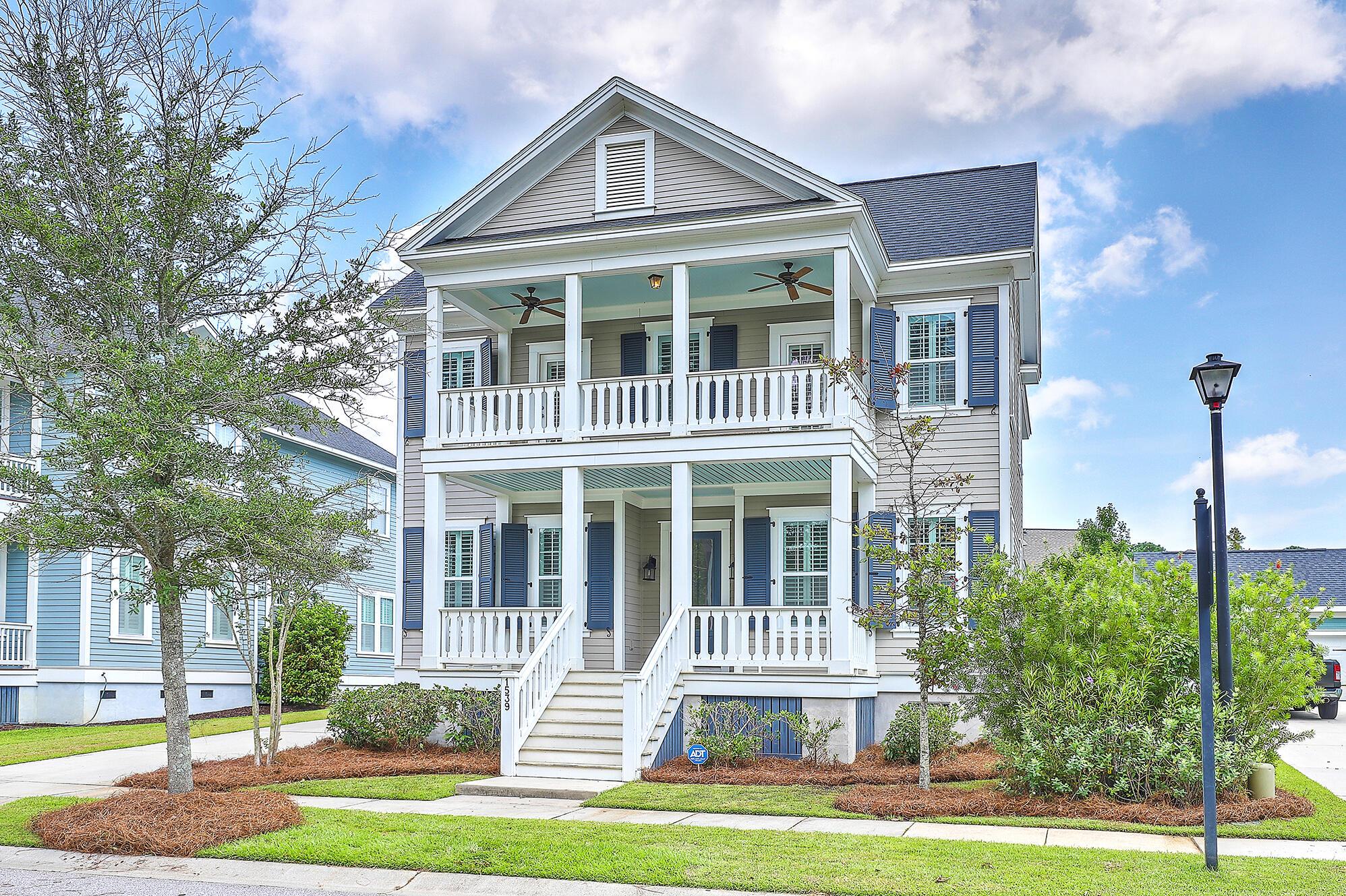 Carolina Park Homes For Sale - 1539 Harriman, Mount Pleasant, SC - 47