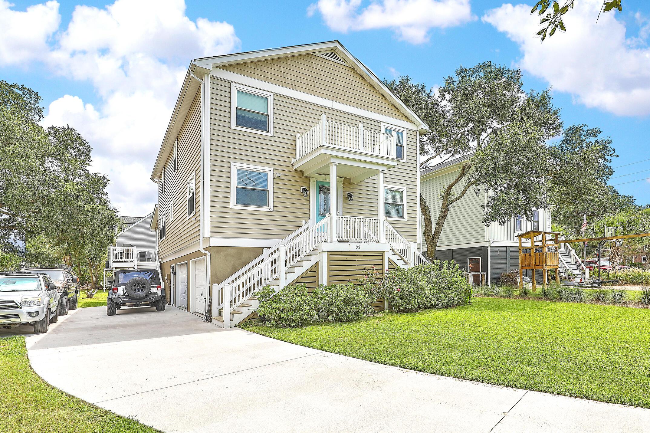 32 N 41st Avenue Isle Of Palms, SC 29451