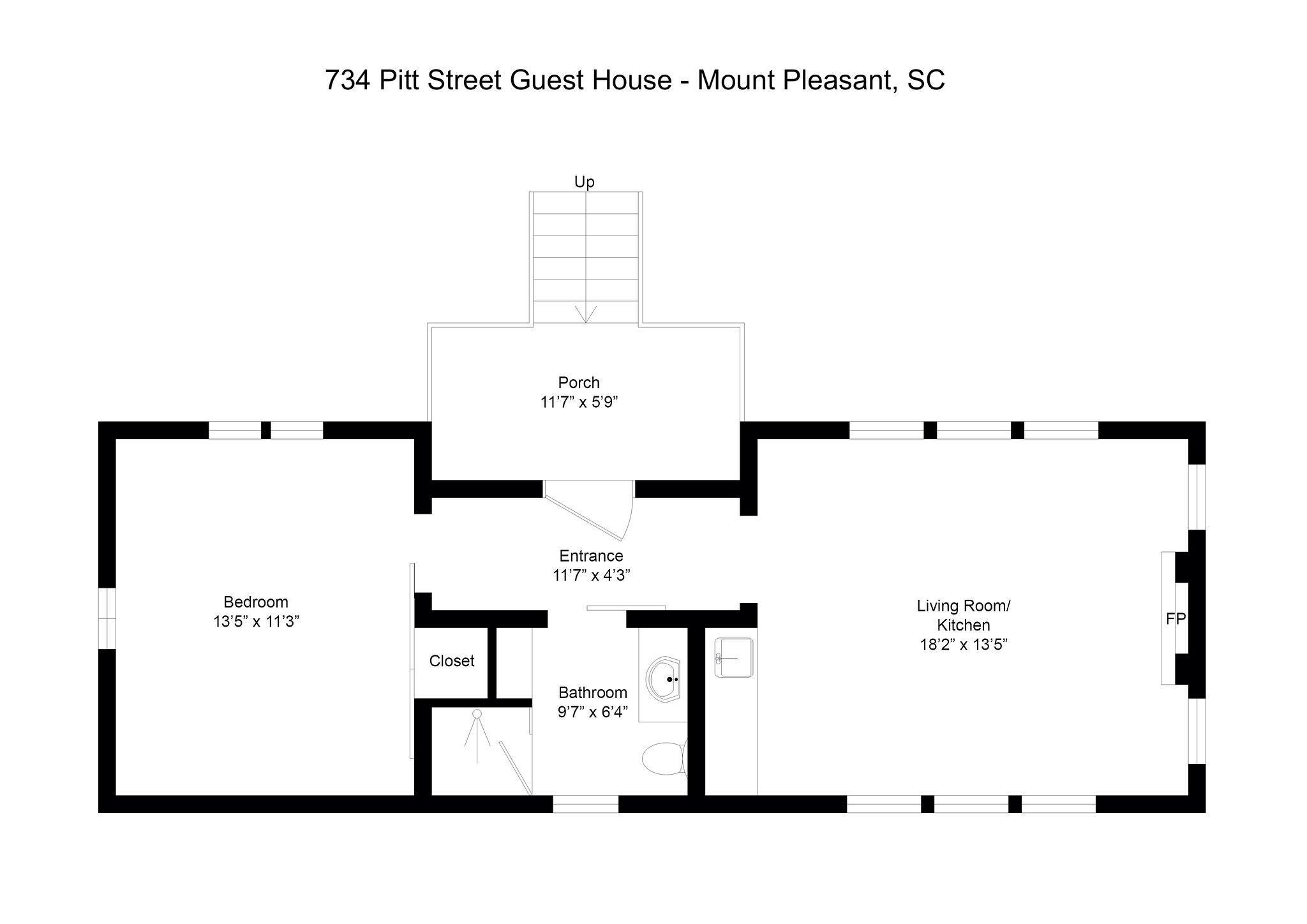 734 Pitt Street Mount Pleasant, SC 29464