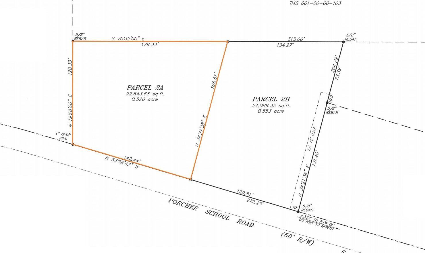 Porcher School Road Awendaw, SC 29429